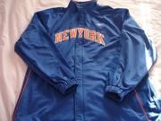 New York Knicks: Button up Jacket