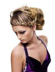 Wedding & Bridal Hair Design