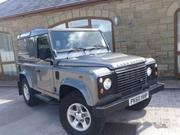 Land Rover Only 50000 miles