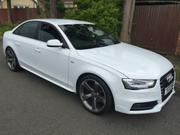 Audi A4 2012 AUDI A4 2.0 TDI S LINE SPECIAL ORDER PEARL WH