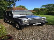 2008 land rover Land Rover Defender 110 XS LWB Station Wagon 2.4TD