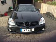 2016 Mercedes-benz mercedes slk amg 5.5 v8