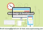 Professional Website Mobile & Web App Design eCommerce CMS Software